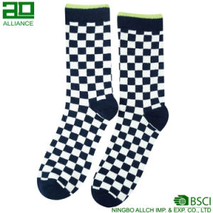 Square Athletic Cushioned Stance Wholesale Dress Socks pictures & photos