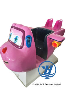 Joy Plane Kiddie Ride Game Machine (ZJ-K65) pictures & photos