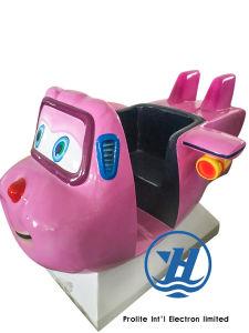 Joy Plane Kiddie Ride Game Machine (zj-k131) pictures & photos