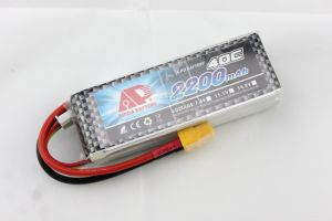 Fpv Drones Uav 2200mAh 11.1V 70c Lithium Battery pictures & photos