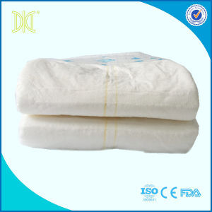Eco Friendly Elderly Sanitary Pads Super Absorption Adult Diaper Training pictures & photos