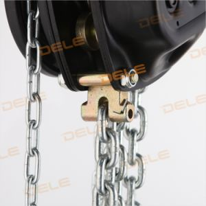 Mini Building Hoist Manual Chain Block for Lifting pictures & photos