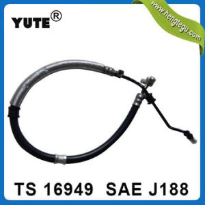Yute Black SAE 188 Top Quality Accord Power Hose Assembly pictures & photos