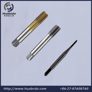 CNC Cutting Tool, Full Grinding Forming Taps pictures & photos