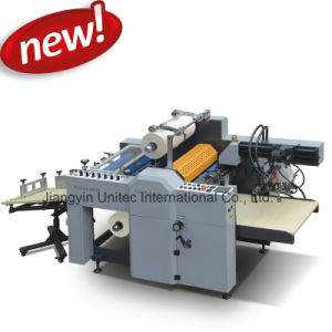 Heavy Duty Automatic Single and Double Sided Roll Laminator Sadf-540