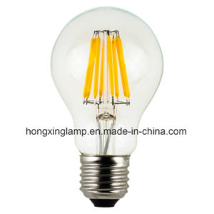 LED Filament Light Bulb A60 Manufacturer China pictures & photos