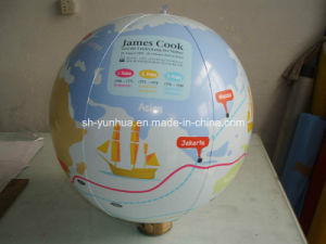 Inflatable PVC Globe pictures & photos