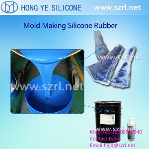 Liquid Silicone Raw Material for Grc Platinum Molding Silicones pictures & photos