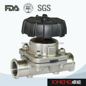 Stainless Steel 2-Way Sanitary Diaphragm Valve (JN-DV2008) pictures & photos