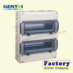 Hc Series Waterproof Electrical Distribution Box/Enclosure Distribution Box pictures & photos