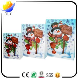 Custom Christmas Gift Bags and Christmas Santa Claus Hand Bag pictures & photos