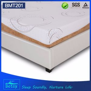 OEM Compressed Cheap Foam Mattress 20cm High with Relaxing Memory Foam and Detachable Cover pictures & photos
