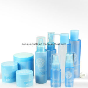 Empty Cosmetic Pet Bottle for Skin Care Lotion pictures & photos