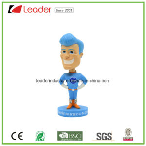 Polyresin Customized Player Bobblehead Figurines for Home Decoration pictures & photos