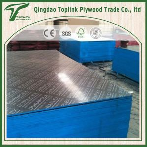 12mm 11mm Poplar Shuttering Film Faced Plywood for Construction From Factory pictures & photos