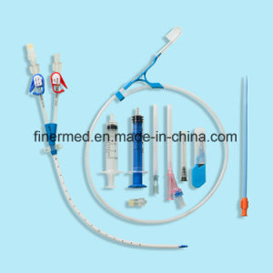 Medical CVC Central Venous Catheter Kit pictures & photos