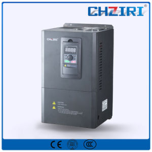 Chziri VFD High Efficiency 15kw Variable Frequency Inverter Zvf300-G015/P018t4MD pictures & photos