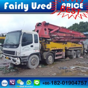 Used Sany 37m/42m/46m/48m/52m Boom Concrete Pump Truck pictures & photos