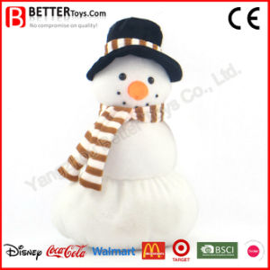 Christmas Day Stuffed Snowman Plush Toy pictures & photos