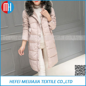 Women Goose Down Parka Coats with Hoods pictures & photos