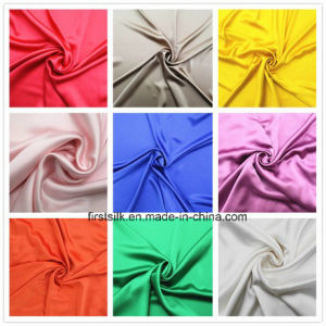 Silk Charmeuse Fabrics pictures & photos