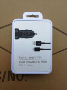 QC 3.0 Original Fast Car Charger for Samsung S8 /S8 Plus Phone Car USB Adapter pictures & photos