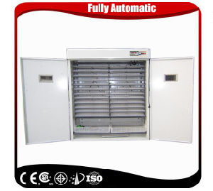 Newest Ce Approved Automatic Poultry Egg Incubator for Hatching pictures & photos