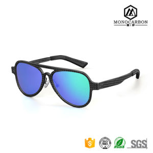 Promotional Sports Carbon Fiber Cheaper Foldable Sunglasses Best Quality UV400 China Made pictures & photos