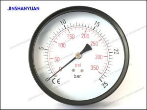 Gpg-021 Ordinary Pressure Gauge/Back Type Economic Manometer pictures & photos