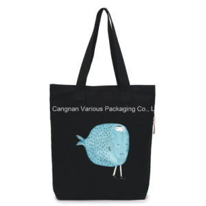 Promotional Printing Canvas Shopping Cotton Bags, Shoulder Bags pictures & photos