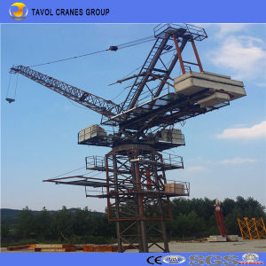 Qtd4015 6ton Luffing Tower Cranes pictures & photos