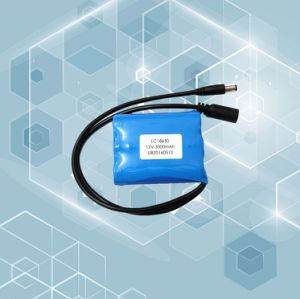 18650 7.4V 4400mAh Lithium Ion Battery for E-Tools pictures & photos