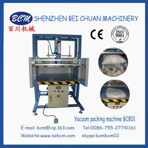 Cheap Pressing Machine for Packing Pillow and Cushion pictures & photos