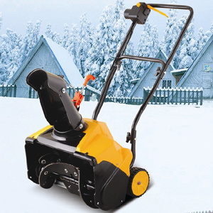 Ce Approved Wheel Walk Mini Snow Blower pictures & photos