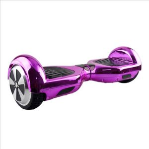 2017 Newest Self Balancing Scooter Chrome Hoverboard Electric Scooter Smart Balance Scooters Hover Board Electric Skateboard pictures & photos