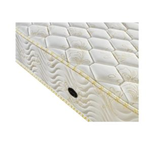 High Quality Polyester Fabric Spring Mattress pictures & photos