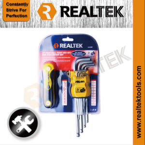 17PCS Ball Point Hex Key and Star Driver Set pictures & photos