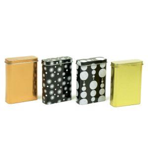 Top-Quality Rectangle Etal Cigarette Tin Case pictures & photos