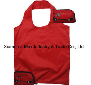 Foldable Shopping Bag, Promotion Bags, Vehicle Style, Reusable, Lightweight, Grocery Bags and Handy, Gifts, Promotion, Tote Bag, Decoration & Accessories pictures & photos