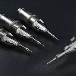 Newest Top Quality Short Tattoo Needle Cartridge with Premium Needle pictures & photos