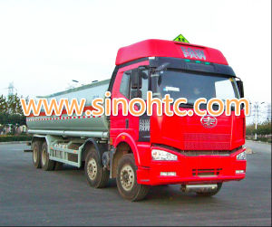 FAW 15-20 Cubic Fuel Tank Truck pictures & photos