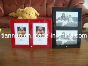 Double Glass Photo Frame (QS002)