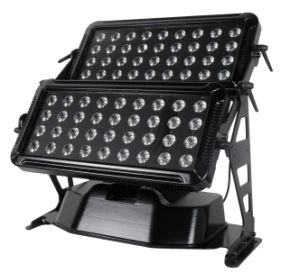 LED72PCS/60PCS RGBW4in1 LED Wash Light pictures & photos