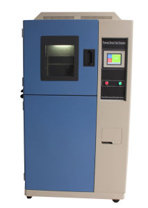 2 Zone Environmental Thermal Shock Test Equipment pictures & photos