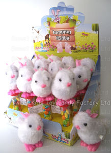 Jumping Rabbit Toy Candy (111206) pictures & photos