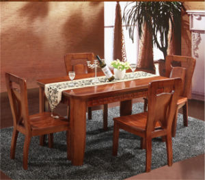 New Style Solid Wood Dining Furniture Set