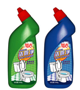 Promotional Items Huiji Liquid Toilet Cleaner 500ml pictures & photos