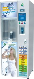 CE Approval Water Vending Machine to Sale 500ml-5gallon Bottles (RO-300A) pictures & photos
