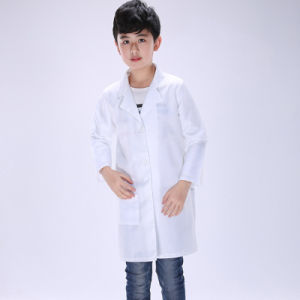 Popular White Lab Coats Wholesale for Children pictures & photos