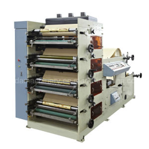 Paper Cup Printing Machine for 6 Color pictures & photos